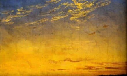 Et, la nuit, le cerf court – Ezra Pound