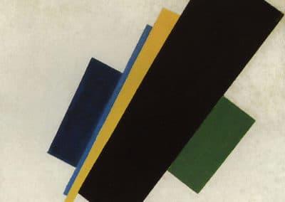 Formes - Kazimir Malevich (1915)