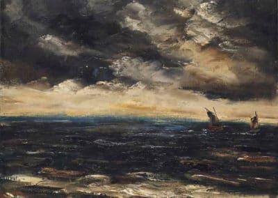 Marine - Maurice de Vlaminck (1937)