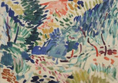 Paysage de Collioure - Henri Matisse (1905)