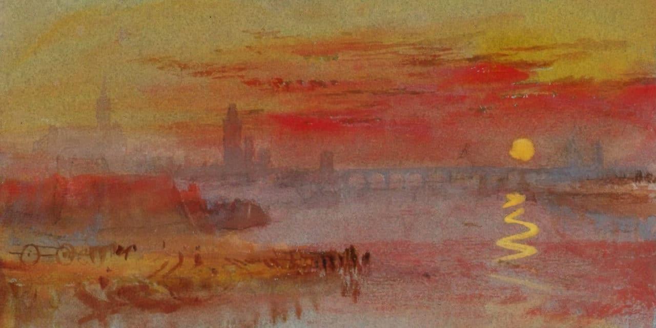 Tristesse – Alfred de Musset