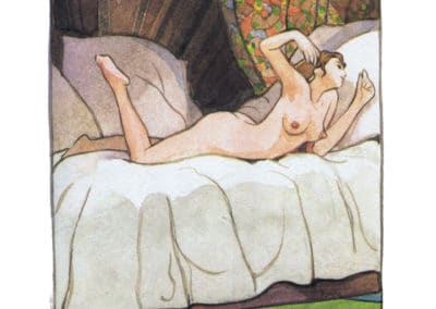 Ballades de François Villon - Moebius 1995 (11)