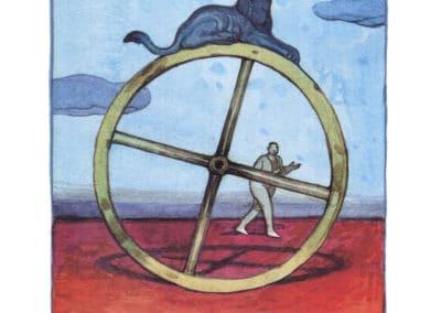 Ballades de François Villon - Moebius 1995 (3)