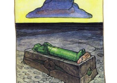 Ballades de François Villon - Moebius 1995 (6)