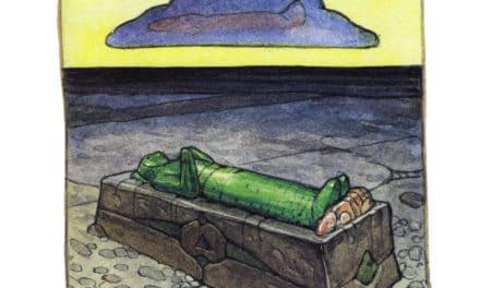 Ballades de François Villon – Moebius