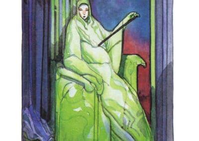 Ballades de François Villon - Moebius 1995 (9)