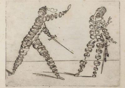 Bizzarie di Varie Figure - Giovanni Battista Bracelli 1624 (1)