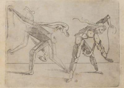 Bizzarie di Varie Figure - Giovanni Battista Bracelli 1624 (12)