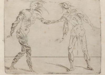 Bizzarie di Varie Figure - Giovanni Battista Bracelli 1624 (13)
