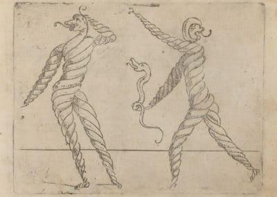 Bizzarie di Varie Figure - Giovanni Battista Bracelli 1624 (15)