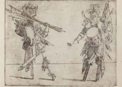 Bizzarie di Varie Figure - Giovanni Battista Bracelli 1624 (16)