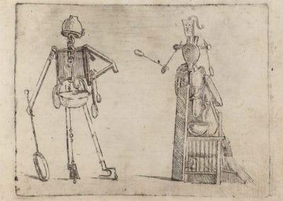 Bizzarie di Varie Figure - Giovanni Battista Bracelli 1624 (2)