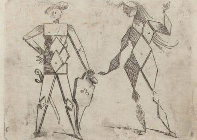 Bizzarie di Varie Figure - Giovanni Battista Bracelli 1624 (23)