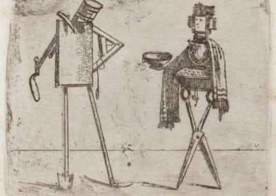 Bizzarie di Varie Figure - Giovanni Battista Bracelli 1624 (24)