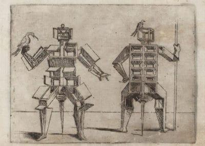 Bizzarie di Varie Figure - Giovanni Battista Bracelli 1624 (25)