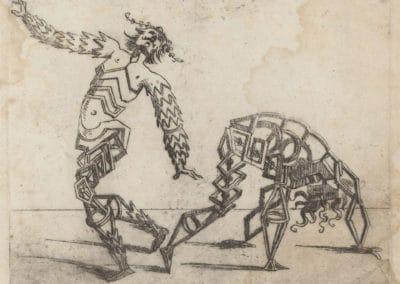 Bizzarie di Varie Figure - Giovanni Battista Bracelli 1624 (3)