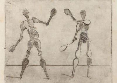 Bizzarie di Varie Figure - Giovanni Battista Bracelli 1624 (5)