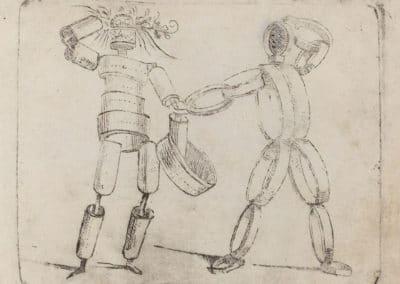 Bizzarie di Varie Figure - Giovanni Battista Bracelli 1624 (7)