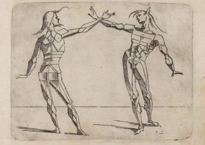 Bizzarie di Varie Figure - Giovanni Battista Bracelli 1624 (8)