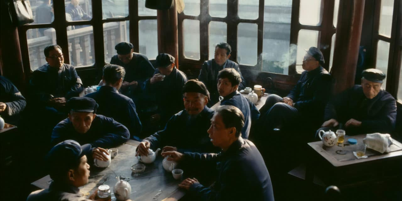 Color of China – Bruno Barbey