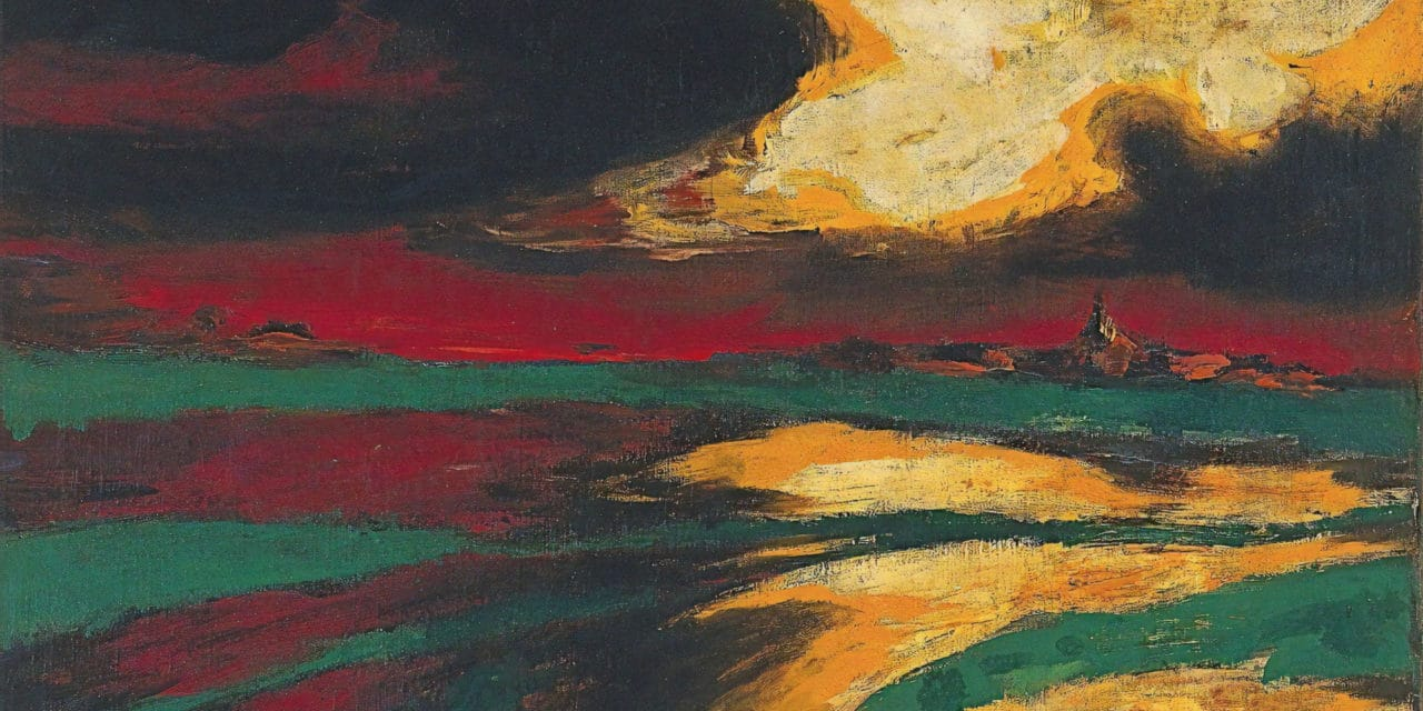 Cet avant-goût d'oisiveté – Fernando Pessoa
