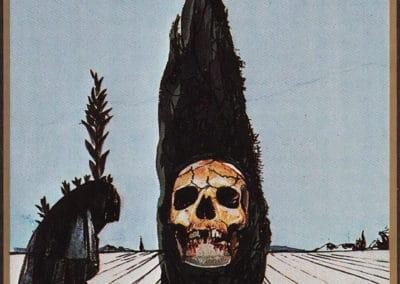 Jeu de tarot - Salvador Dali 1984 (1)
