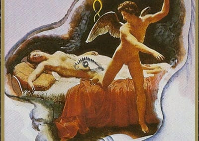 Jeu de tarot - Salvador Dali 1984 (11)