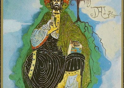 Jeu de tarot - Salvador Dali 1984 (12)