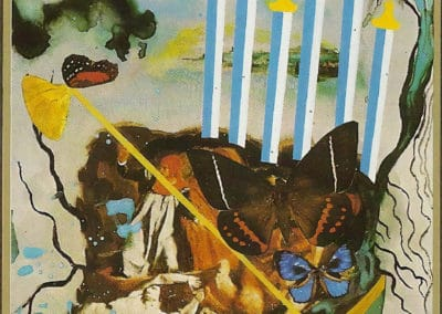 Jeu de tarot - Salvador Dali 1984 (14)