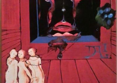 Jeu de tarot - Salvador Dali 1984 (16)
