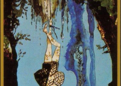 Jeu de tarot - Salvador Dali 1984 (3)