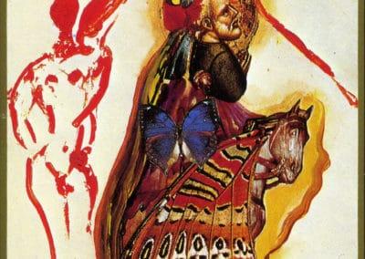Jeu de tarot - Salvador Dali 1984 (4)