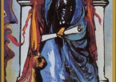 Jeu de tarot - Salvador Dali 1984 (5)