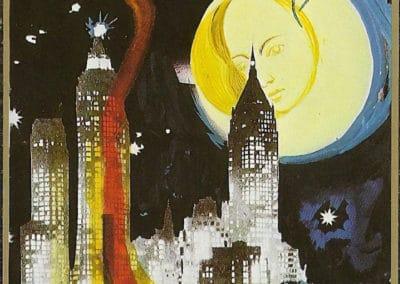 Jeu de tarot - Salvador Dali 1984 (9)
