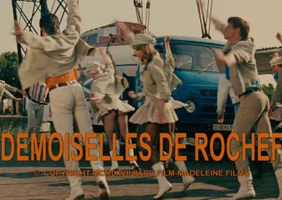 Les demoiselles de Rochefort - Jacques Demy 1967 (1)