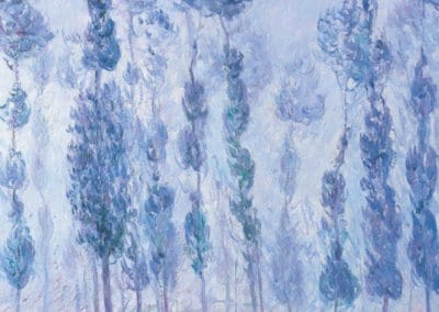 Les peupliers sur l'Eure - Gustave Loiseau (1903)