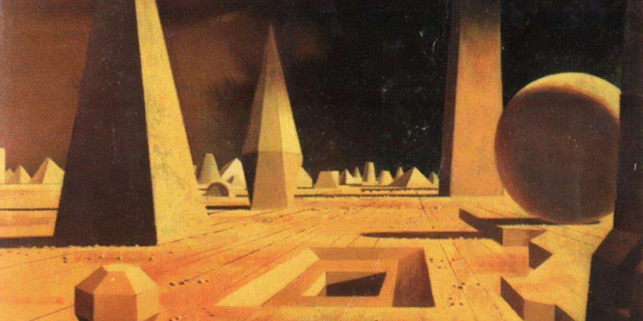 Science-fiction – Dean Ellis