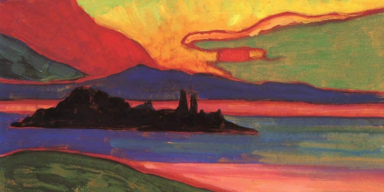 Sunflower sutra – Allen Ginsberg