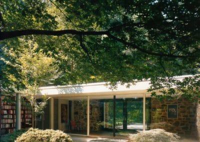Hooper House - Marcel Breuer 1957 (16)