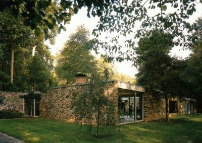 Hooper House - Marcel Breuer 1957 (17)