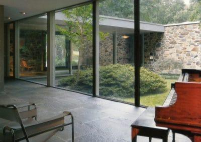 Hooper House - Marcel Breuer 1957 (18)
