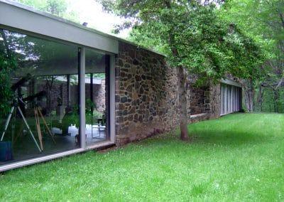 Hooper House - Marcel Breuer 1957 (21)