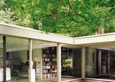 Hooper House - Marcel Breuer 1957 (5)