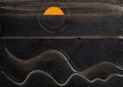 La mer et le soleil - Max Ernst (1926)