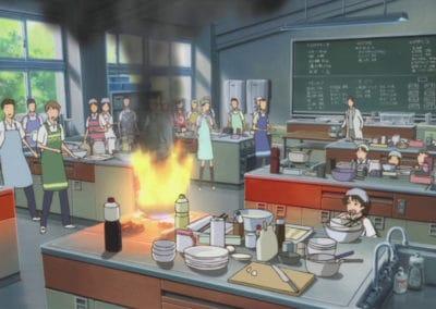 La traversée du temps - Mamoru Hosoda 2007 (3)
