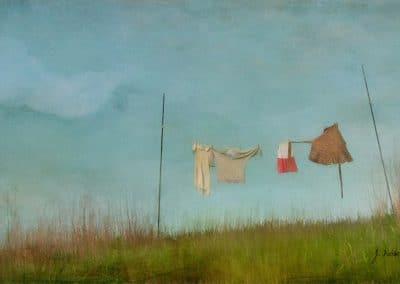 Linge sechant - Jamie Heiden (2001)
