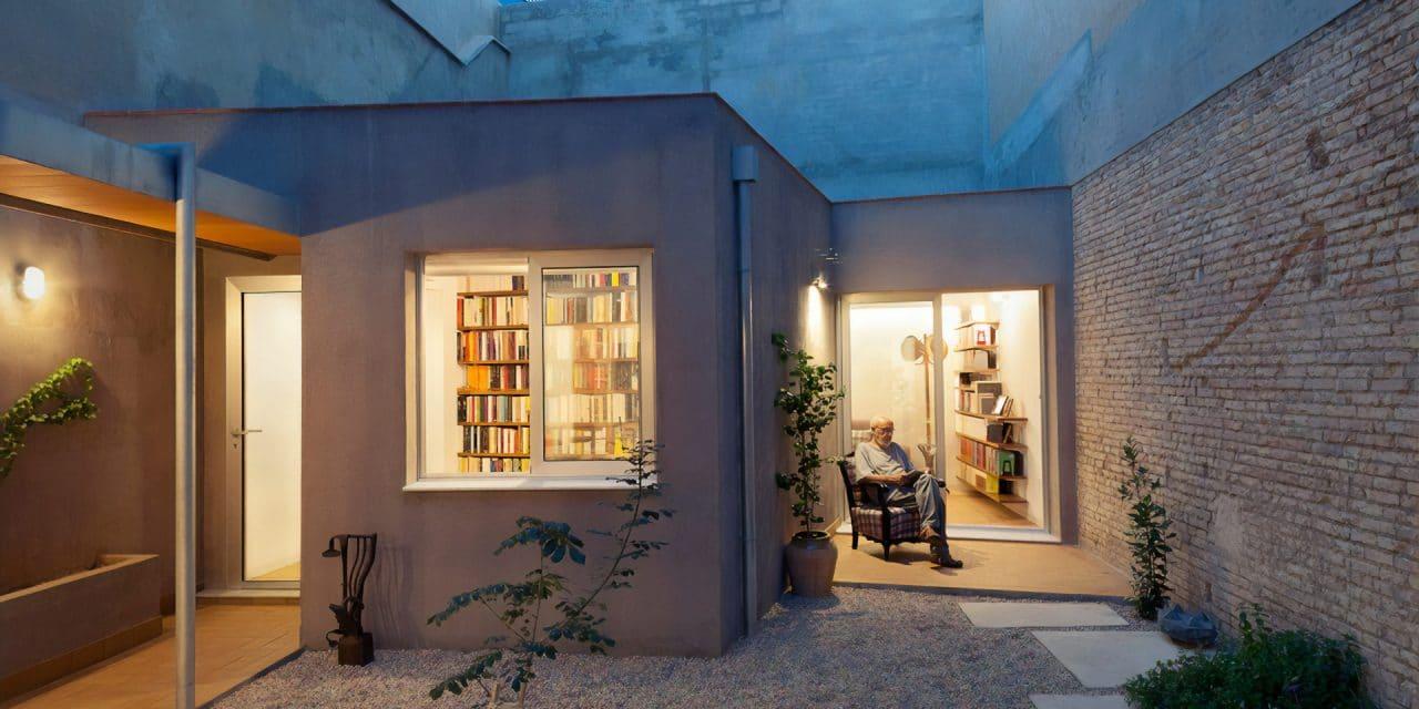 Maison pour un éditeur – Fent Estudi