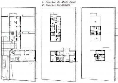 Maisons Jaoul - Le Corbusier 1954 (28)