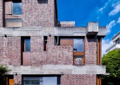 Maisons Jaoul - Le Corbusier 1954 (5)
