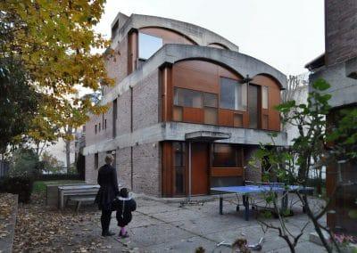 Maisons Jaoul - Le Corbusier 1954 (8)